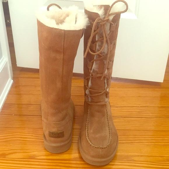 Ugg Shoes Beautiful Appalachian Boots Worn Only Once Poshmark